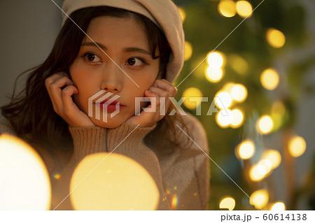 女性 ビューティー 冬 60614138