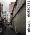 韓国 ソウル市の路地裏 60620331