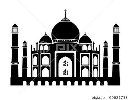 インド / タージマハル | 世界の有名な建築物(遺跡・建物・世界遺産・ランドマーク) 60621753
