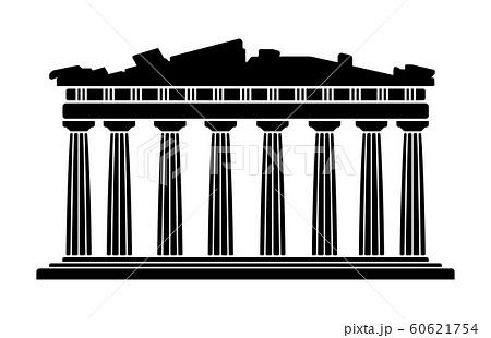 ギリシャ / パルテノン神殿 | 世界の有名な建築物(遺跡・建物・世界遺産・ランドマーク) 60621754