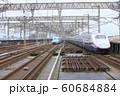 E5系 E2系 並走 新幹線電車 60684884