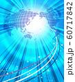 世界地図 地図 ビジネス背景 ビジネスイメージ グローバル 日本地図 60717842