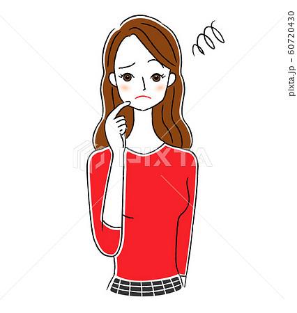 女性 美容 悩み 疑問 60720430