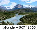 アルゼンチン パタゴニア ロス・グラシアレス国立公園 60741033