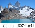 アルゼンチン パタゴニア ロス・グラシアレス国立公園 フィッツ・ロイ 60741041