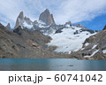 アルゼンチン パタゴニア ロス・グラシアレス国立公園 フィッツ・ロイ 60741042