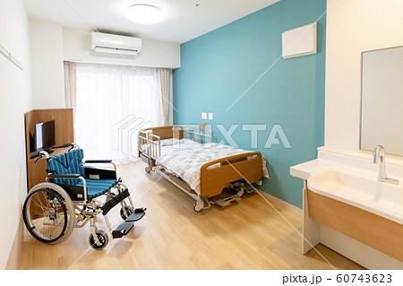 介護施設 老人ホーム 医療 福祉 介護イメージ 60743623