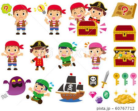 海賊セット 60767712