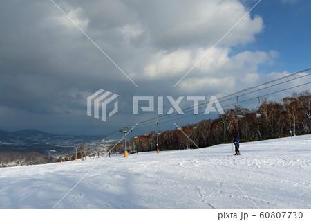 小樽天狗山スキー場のファミリーコース 60807730