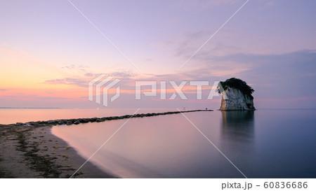見附島 (朝景) 60836686