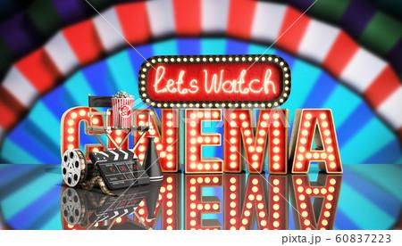 cinema had light concept nave lets watch cinema 3d 60837223