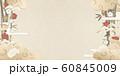 和風背景素材-シャンパンゴールド-正月-新年-金 60845009