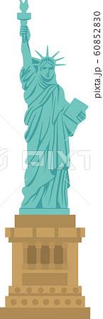 自由の女神 60852830