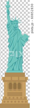 自由女神像 60852830
