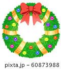 クリスマスリース 60873988