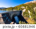 《富山県》秋の黒部ダム・立山黒部アルペンルート 60881946