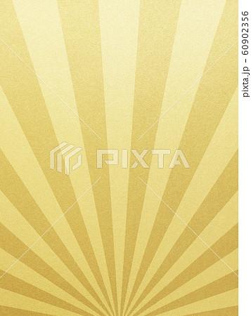 背景-和-和風-和柄-和紙-金箔-太陽 60902356