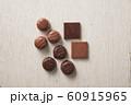 チョコレート 60915965
