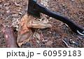 ファットウッド 松 斧 60959183