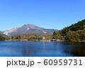三島池と伊吹山 60959731