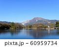 三島池と伊吹山 60959734