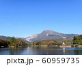 三島池と伊吹山 60959735