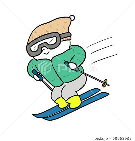 スキー 60965935