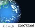 地球 日本付近 60975306