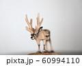 木彫りのトナカイ 60994110