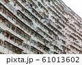 香港_超高層マンションの外観 61013602