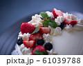バースデーケーキ 誕生日ケーキ バースディケーキ 61039788