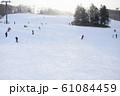 スキー場 61084459
