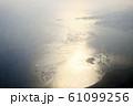 瀬戸内海上空からの空撮映像 雲 61099256