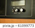 レトロなラジオ ビジネスホテル 61099773