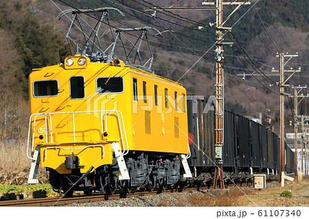 秩父鉄道 鉱石貨物列車 デキ502号機 61107340