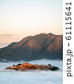 立雲峡から見る竹田城跡の雲海 61115641