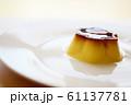 プリン 洋菓子 生菓子 食べ物 デザート おやつ ドルチェ カラメル カッププリン 61137781