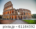 The Colosseum or Flavian Amphitheatre in Rome, 61164392