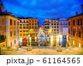 Spanish Steps at Spagna square 61164565