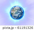 地球 輝き CG 61191326