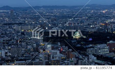 愛知県 スカイプロムナード 夜景 61195774