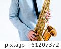 サックス奏者 61207372