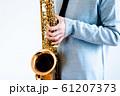 サックス奏者 61207373