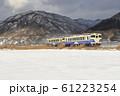 冬の五能線 61223254