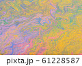 Abstract color background from liquid paints 61228587