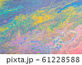 Abstract color background from liquid paints 61228588