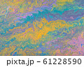 Abstract color background from liquid paints 61228590