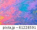 Abstract color background from liquid paints 61228591