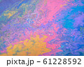 Abstract color background from liquid paints 61228592