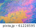 Abstract color background from liquid paints 61228595